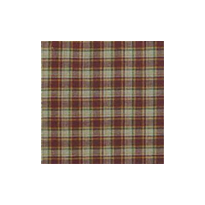 Patch Magic Tan and Gold Rustic Checks Pillow Sham