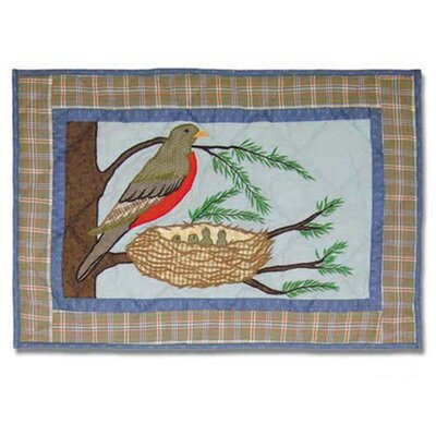 Patch Magic Songbird Place Mat