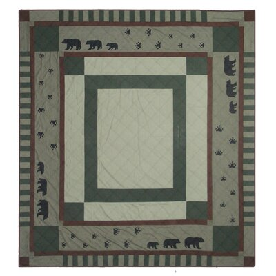 Bear Trail Quilt