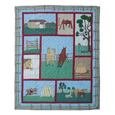 Patch Magic Horse Quilt