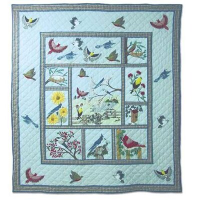 Songbirds Quilt