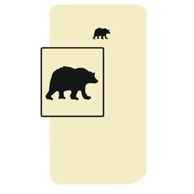 Bear Country Crib Sheet