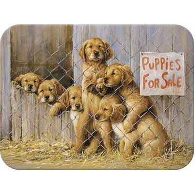 McGowan Tuftop Puppies for Sale Cutting Board