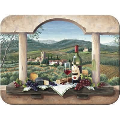 McGowan Tuftop Wine Country Cutting Board
