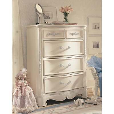 Lea Industries Jessica McClintock Romance 4-Drawer Dresser