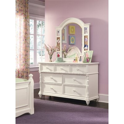 Lea Industries Hannah Seven Drawer Dresser