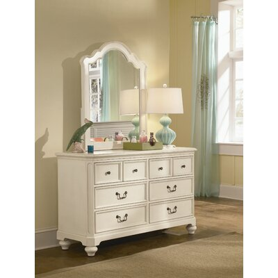 Lea Industries Retreat 149 6-Drawer Dresser