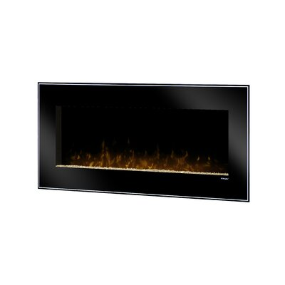 Dusk Wall Mounted Electric Fireplace
