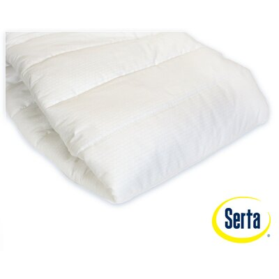 Serta Mattress Serta Perfect Day Outlast Cotton Mattress Pad