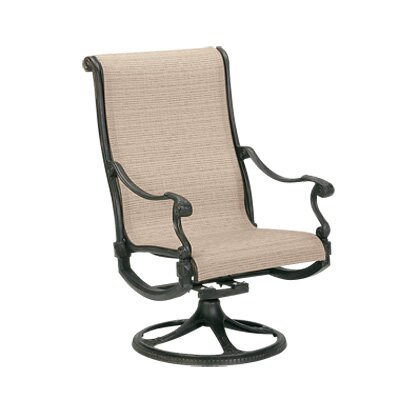 Woodard Landgrave Villa Sling Deep Seating Chair
