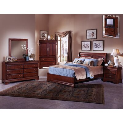 Vaughan-Bassett Barnburner Thirteen 6 Drawer Dresser