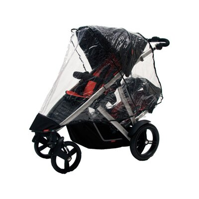 phil&teds Storm Cover for Verve Buggy in Doubles Mode Tandem Stroller