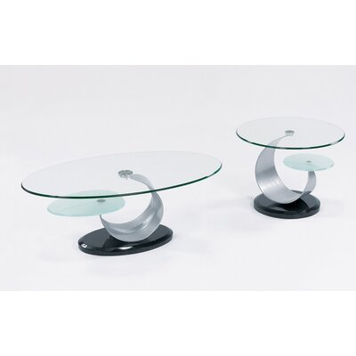 Global Furniture USA Julie Coffee Table Set