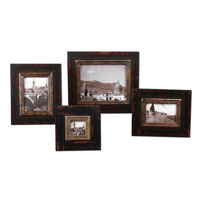 Uttermost Kitra Picture Frame (Set of 4)