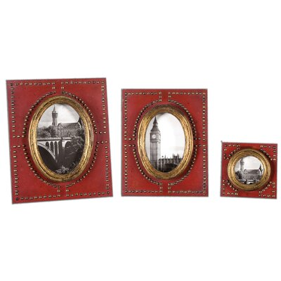 Uttermost Abeo Picture Frame (Set of 3)
