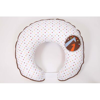 Bacati Baby & Me Nursing Pillow Cover