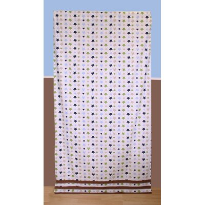 Bacati Camo Air Curtain Panel