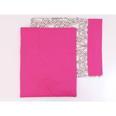 Bacati Damask Sheet Set