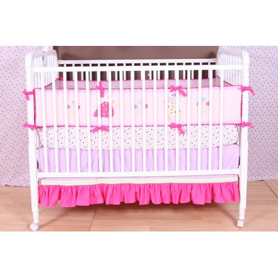 Bacati Fairy Land Crib Bedding Collection