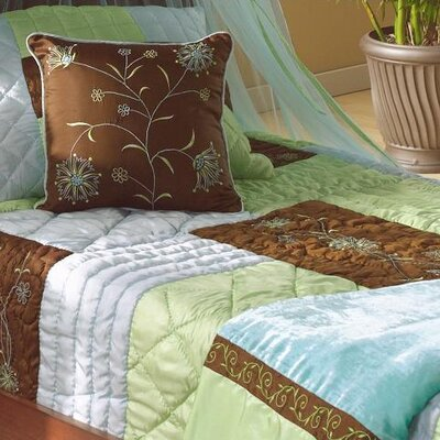 Bacati Botanika Quilt Collection