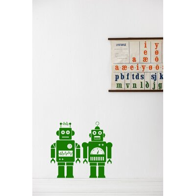 ferm LIVING Robot Wallsticker
