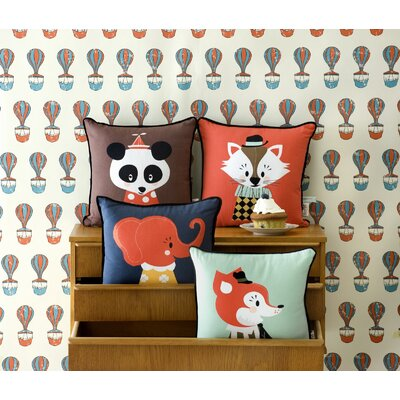ferm LIVING Mr. Frank Fox Pillow