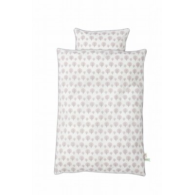 ferm LIVING Dotty Junior Bedding in Rose