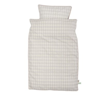 ferm LIVING Harlequin Cotton Duvet Set