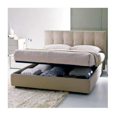 Bontempi Casa Gemma Storage Platform Bed