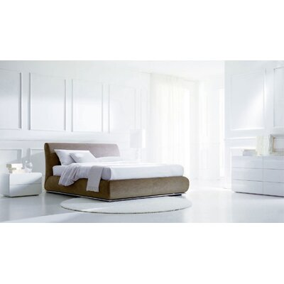 Bontempi Casa Portofino Queen Storage Platform Bed