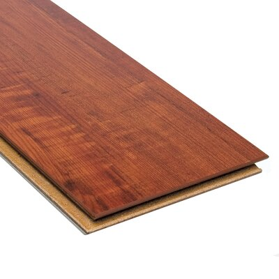 Home Legend 10mm Laminate in Brazilian Hickory