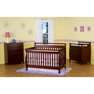 Emily 4-in-1 Convertible Crib Set
