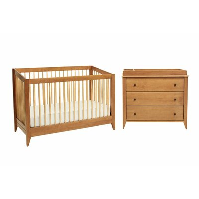DaVinci Highland 4-in-1 Convertible Crib Set