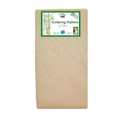 Colgate Shades Of Green EcoSpring Diploma Crib Mattress