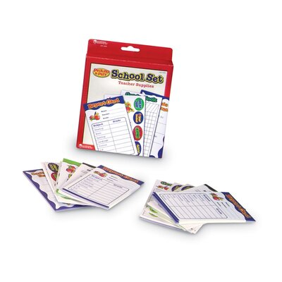 Learning Resources Pretend and Play School Set Accessory Kit