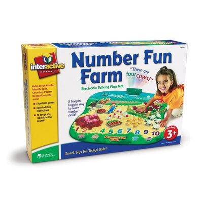 Number Fun Farm