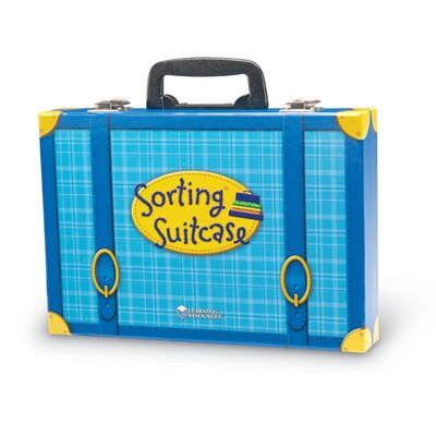 Learning Resources Sorting Suitcase