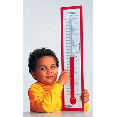 Learning Resources Demonstration Thermometer