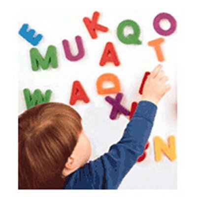 Learning Resources Jumbo Magnetic 40 Piece Set