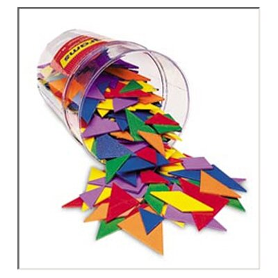 Learning Resources Tangrams Classpack 30 Piece Set