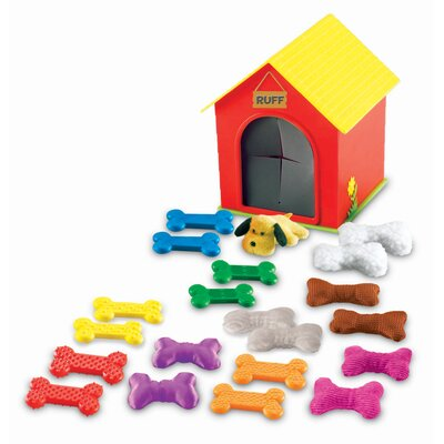 Learning Resources Ruff's House Teaching Tactile 23 Piece Set