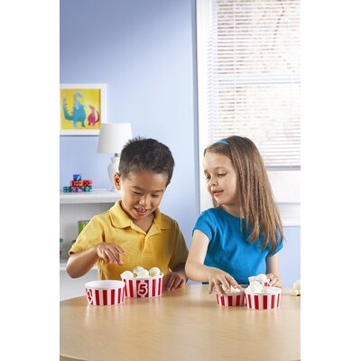 Learning Resources Smart Snacks Count 'em Up Popcorn
