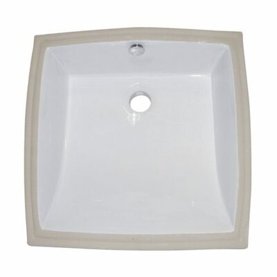 Cove Undermount Bathroom Sink - ELB18187