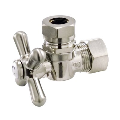 Elements of Design AQuarter Turn Valves with Cross Handles