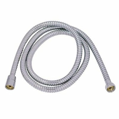 "Elements of Design 59"" Single Interlock Shower Hose"