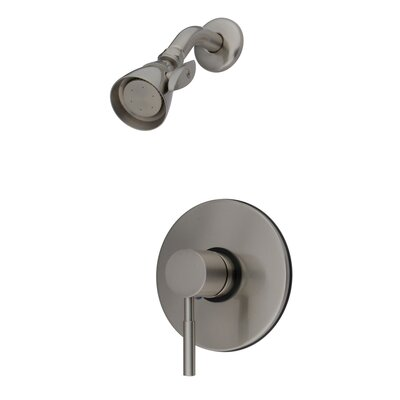 Elements of Design Concord Single Handle Pressure Balanced Shower Faucet