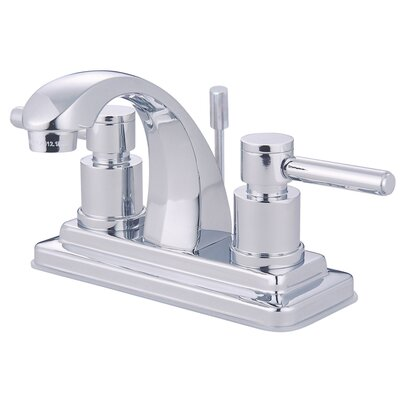 Concord Double Handle Centerset Bathroom Faucet - KS464