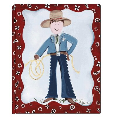 Sheriff Stretched Giclee