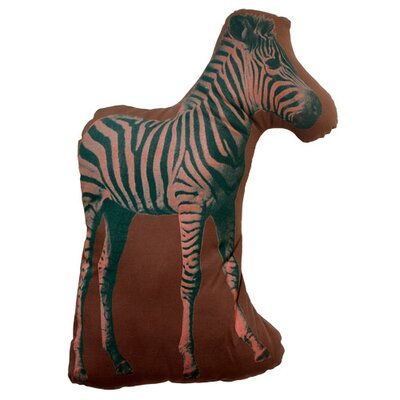 Fauna Zebra Large Cushion