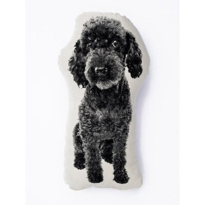 Fauna Poodle Mini Cushion
